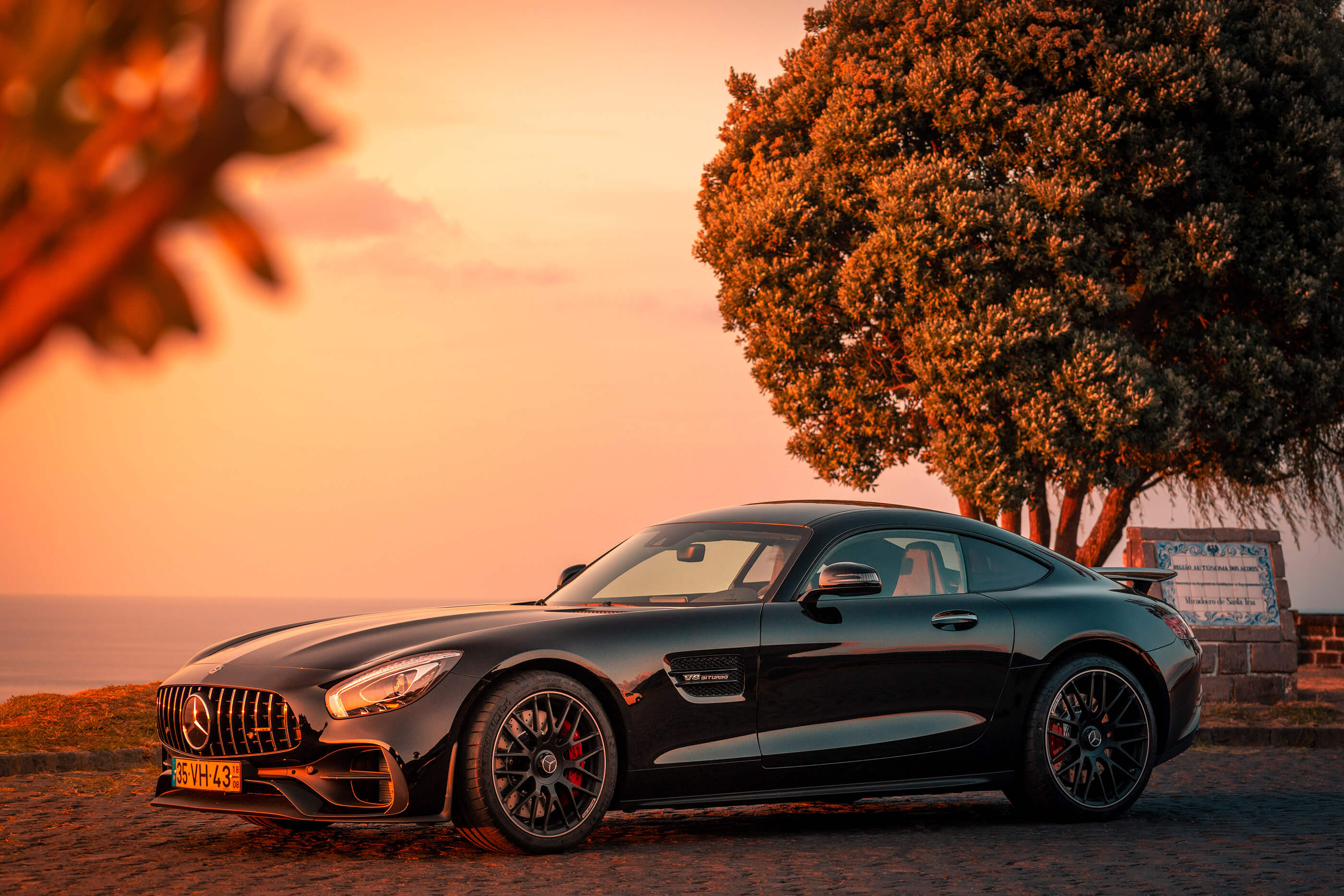 Mercedes - AMG GT S